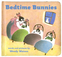 Bedtime Bunnes Padded Board Book